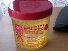 Eco Styler Professional -Moroccan Argan Oil Styling Gel